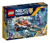 Lego Nexo Knights Lance's Twin Jouster, 216-pcs | Legonull