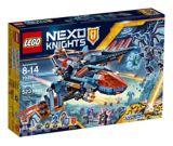 Lego Nexo Knights Clay's Falcon Fighter Blaster, 523-pcs | Legonull