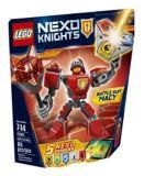 LEGO Nexo Knights Macy en armure de combat, 66 pièces | Legonull