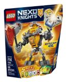 Lego Nexo Knights Battle Suit Axl, 88-pcs | Legonull