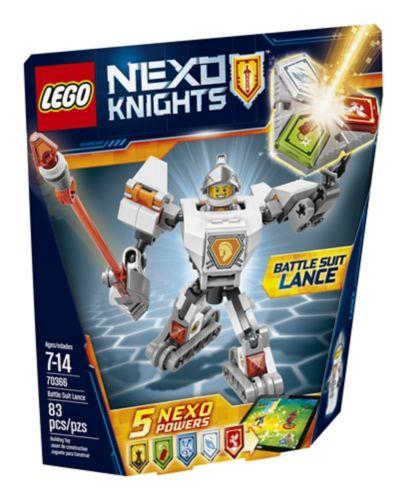 Lego Nexo Knights Battle Suit Lance, 83-pcs Product image