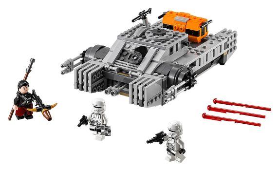 Lego Star Wars Hovertank d'assaut impérial, 385 pces Image de l'article