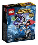 Lego Super Heroes Superman vs Bizarro, 93-pcs | Legonull