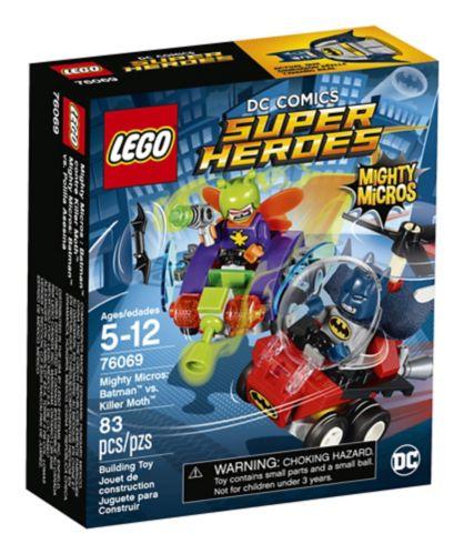 Lego Super Heroes Batman vs Killer Moth, 83-pcs Product image