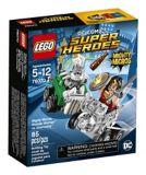 Lego Super Heroes Wonder Woman vs Doomsday, 85-pcs | Legonull