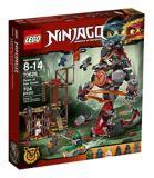 LEGO Ninjago L'attaque de la prison Vermillion, 704 pièces | Legonull