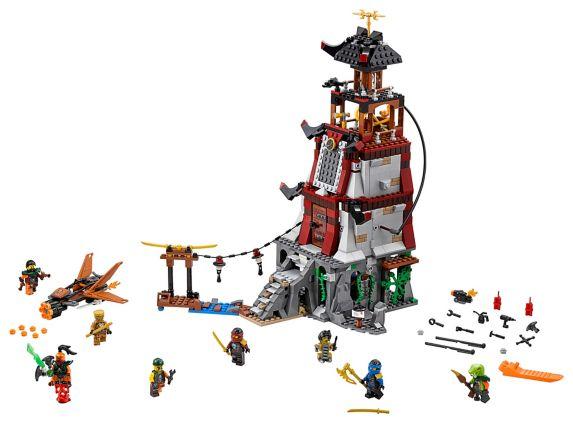 Lego Ninjago The Lighthouse Siege, 767-pcs Product image