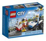Lego City ATV Arrest, 47-pcs | Legonull
