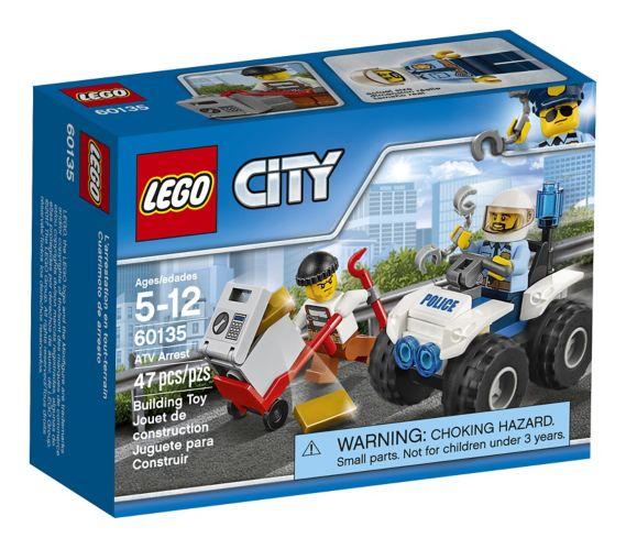 Lego City ATV Arrest, 47-pcs Product image
