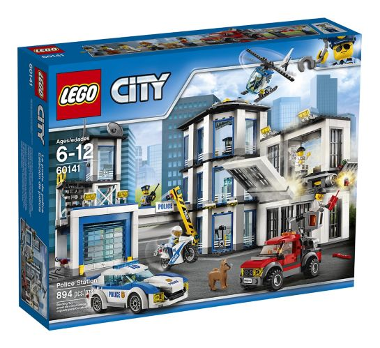 LEGO® City Police Station, 894-pc Product image