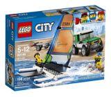Lego City 4x4 with Catamaran, 198-pcs | Legonull
