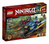 LEGO Ninjago L'Éclair du désert, 201 pièces | Legonull