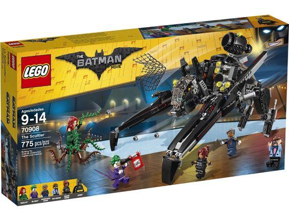 LEGO® The Batman Movie The Scuttler, 775-pcs
