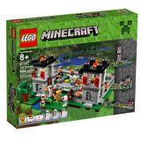 Lego Minecraft The Fortress, 984-pcs | Legonull