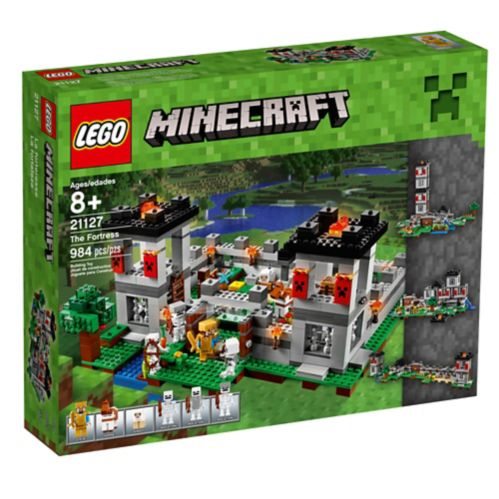 Lego Minecraft The Fortress, 984-pcs Product image
