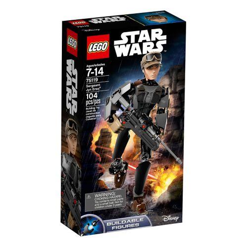 LEGO Star Wars Sergente Jyn Erso, 104 pièces Image de l'article