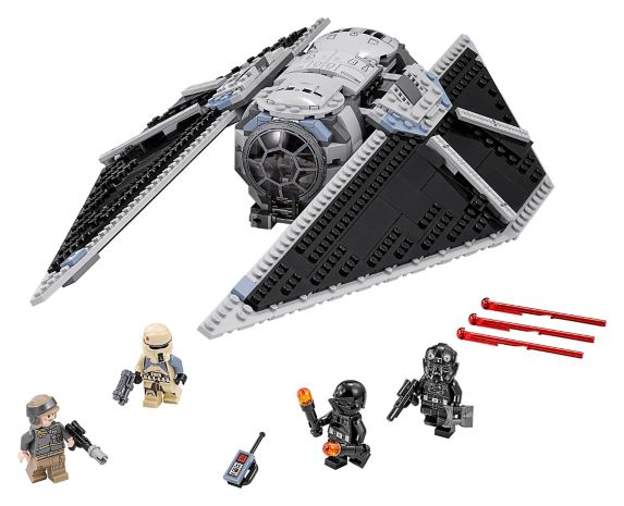 Lego Star Wars TIE Fighter, 543-pc Product image
