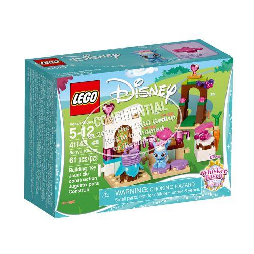 LEGO Disney La cuisine de Pomme, 61 pièces Image de l'article