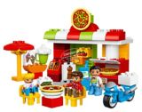 LEGO Duplo La pizzeria, 57 pièces | Legonull