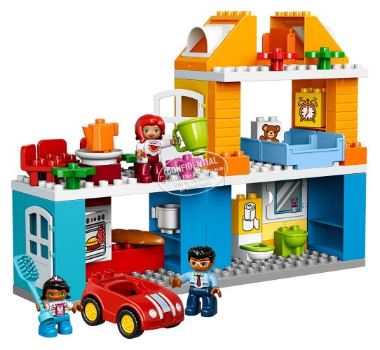 Lego Duplo Family House, 69-pcs
