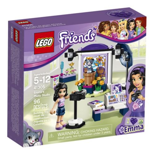 Lego Friends Emma's Photo Studio, 96-pcs Product image