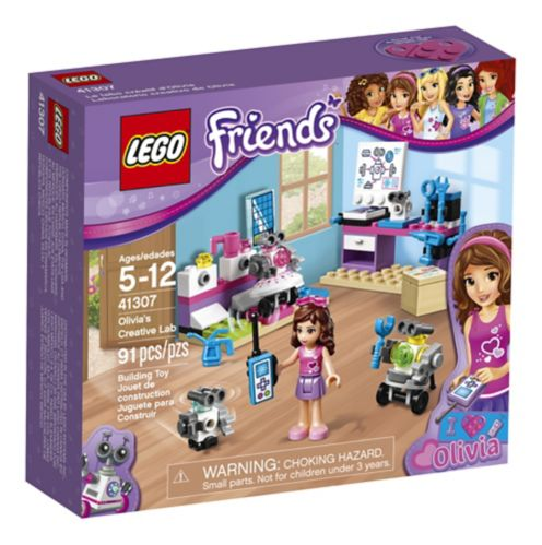 Lego Friends Olivia's Creative Lab, 91-pcs Product image