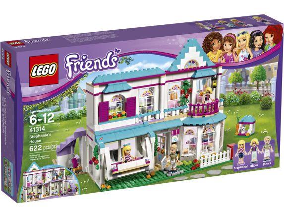 Lego Friends Stephanie's House, 622-pcs Product image