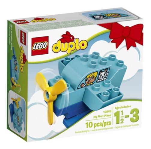 LEGO Duplo Mon premier avion, 10 pièces