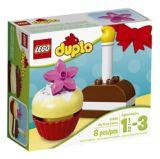 LEGO Duplo Mes premiers gâteaux, 8 pièces | Legonull