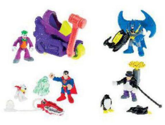 Figurines Imaginext DC Super Friends, choix variés Image de l'article