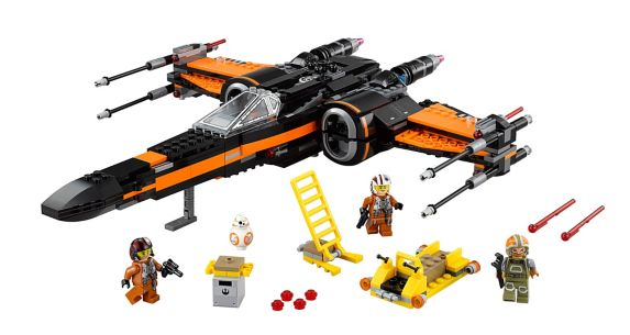 Lego Star Wars Poe's X-Wing Fighter, 717-pcs Product image