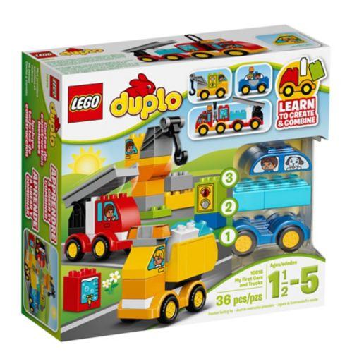 LEGO Duplo Mes premiers camions et voitures, 36 pièces Image de l'article