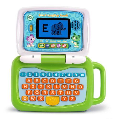 Ordi-tablette P'tit Genius Touch 2 en 1 LeapFrog