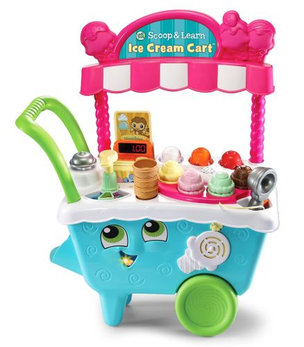 LeapFrog Scoop & Learn Ice Cream Cart Product image
