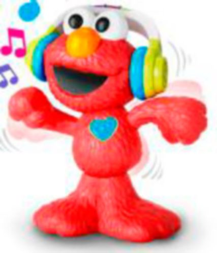 Playskool Friends Seasame Street Let's Dance Elmo Product image