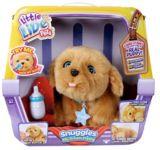 Jouets Chiots Little Live Pets Snuggles ou Ruffles, choix varié | Moosenull