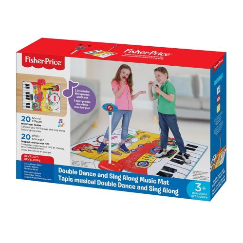 Fisher-Price Double Dance & Sing Along Mat Product image