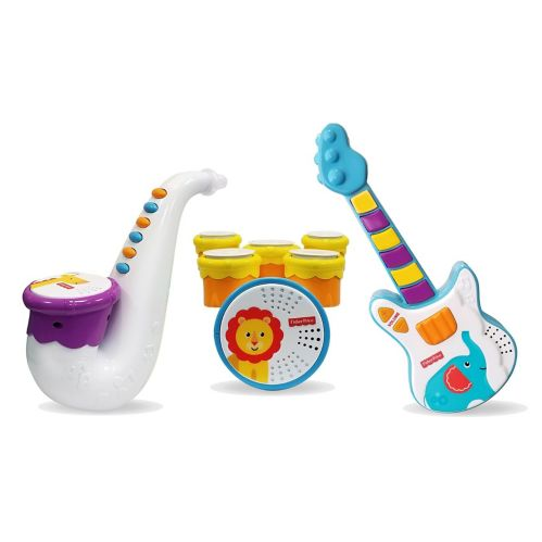 Batterie Fisher Price Big Boom Band