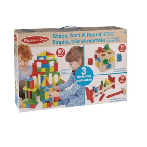 Coffret de collection de jouets Melissa & Doug