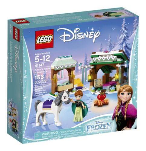 Lego Princess Anna's Snow Adventure, 153-pcs Product image