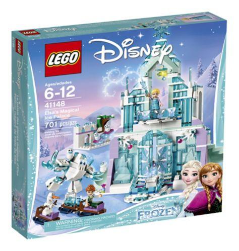 LEGO Disney Le palais des glaces magique d'Elsa, 701 pièces