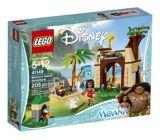 LEGO Disney L'aventure sur l'île de Moana, 205 pièces | Lego Disneynull