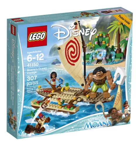 Lego Princess Moana's Ocean Voyage, 307-pcs Product image