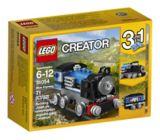 LEGO Creator Le train express bleu, 71 pièces | Legonull