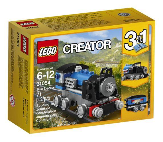 LEGO Creator Le train express bleu, 71 pièces Image de l'article
