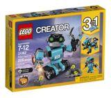 LEGO Creator Le robot explorateur, 205 pièces | Legonull