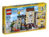 LEGO Creator La maison de ville, 566 pièces | Legonull