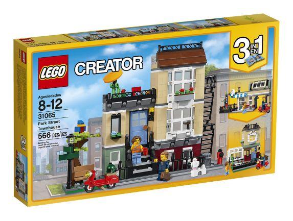 LEGO Creator La maison de ville, 566 pièces Image de l'article