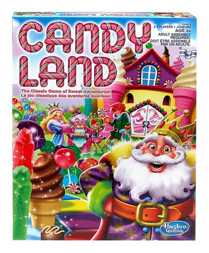 Hasbro Candy Land Game Product image