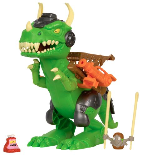 The Grossery Gang Time Wars Chomp 'n' Chew Trash-O-Saur Product image